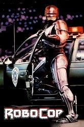 Постер Робот-полицейский