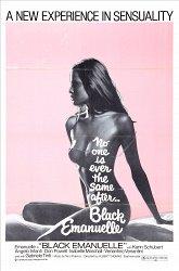 Постер Черная Эмманюэль в Африке
