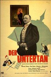 Постер Верноподданный
