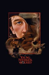 Постер Молодой Шерлок Холмс