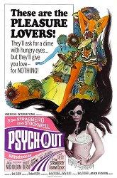 Постер Псих выходит