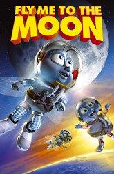 Постер Мухнем на Луну