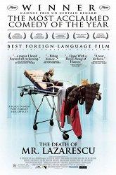 Постер Смерть господина Лазареску