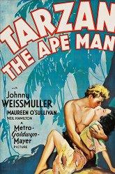 Постер Тарзан