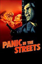 Постер Паника на улицах