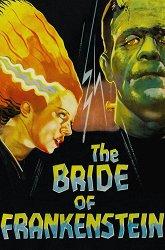 Постер Невеста Франкенштейна