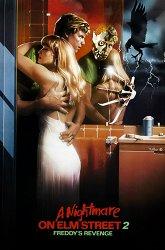 Постер Кошмар на улице Вязов-2: Месть Фредди