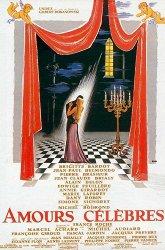Постер Знаменитые любовные романы