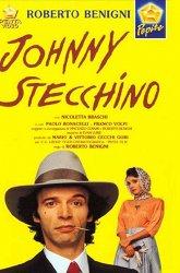 Постер Джонни-зубочистка