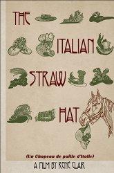 Постер Соломенная шляпка