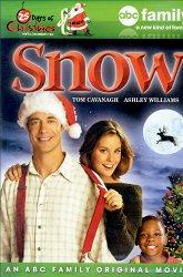Постер Снег