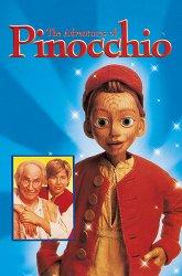 Постер Приключения Пиноккио