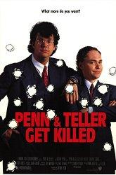 Постер Пенн и Теллер убиты