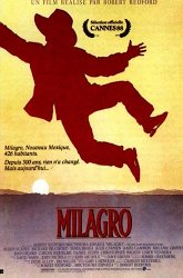 Постер Война на бобовом поле Милагро