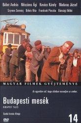 Постер Будапештские сказки