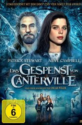 Постер Кентервильское привидение