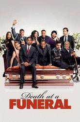 Постер Смерть на похоронах