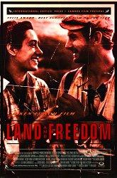 Постер Земля и свобода