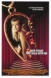 Постер Твин Пикс: Сквозь огонь