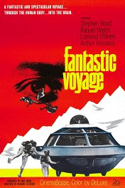 Фантастическое путешествие / Fantastic Voyage