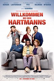 Добро пожаловать в Германию / Willkommen bei den Hartmanns