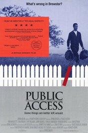 Общественный доступ / Public Access