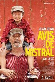 Ожидается мистраль / Avis de mistral