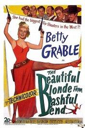 Прекрасная блондинка из Бэшфул Бенд / The Beautiful Blonde from Bashful Bend