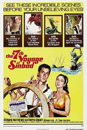 Седьмое путешествие Синдбада / The 7th Voyage of Sinbad