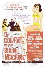Доктор Голдфут и бикини-машины / Dr. Goldfoot and the Bikini Machine