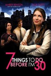 7 вещей, которые надо сделать до тридцати лет / 7 Things to Do Before I'm 30