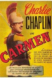 Пародия на Кармен / A Burlesque on Carmen
