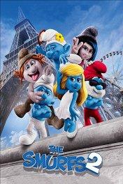 Смурфики-2 / The Smurfs 2