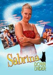 Постер Сабрина под водой