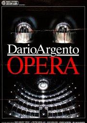 Постер Ужас в опере