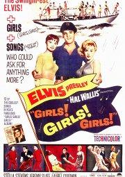 Постер Девочки! Девочки! Девочки!