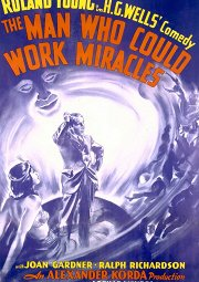 Постер Человек, который умел творить чудеса