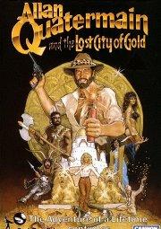 Постер Аллан Куотермейн и потерянный город золота