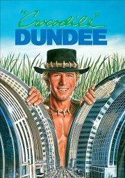 Постер Данди по прозвищу «Крокодил»