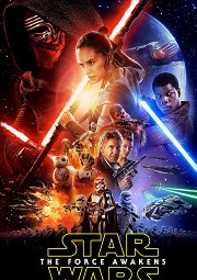 Постер Звездные войны: Пробуждение Силы