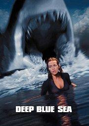 Постер Глубокое синее море