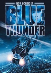 Постер Голубой гром