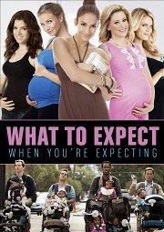 Постер Чего ждать, когда ждешь ребенка