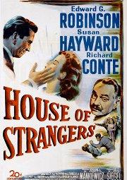 Постер Дом незнакомцев