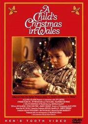 Постер Детское Рождество в Уэльсе