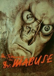 Постер Завещание доктора Мабузе