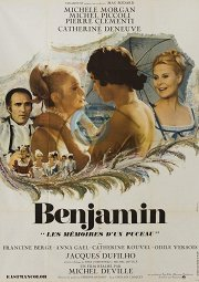 Постер Бенжамен, или Дневник девственника