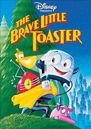 Постер Отважный маленький Тостер