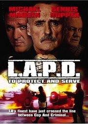 Постер Полиция Лос-Анджелеса