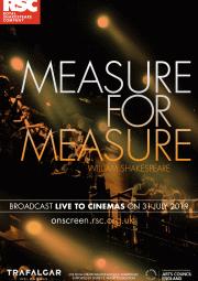 Постер RSC: Мера за меру